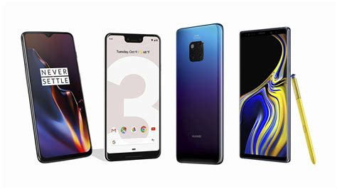 The Best Android Smartphones Best Android Phone 2019 T3 S Best Android Smartphone