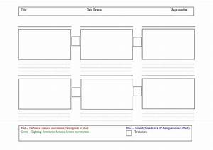 famous film storyboard template pictures inspiration With film storyboard template word