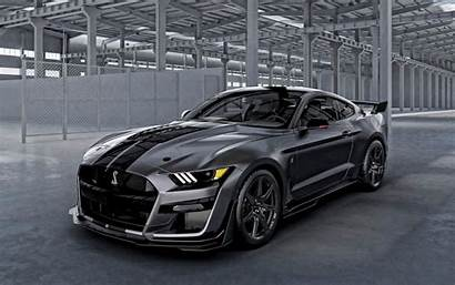 Gt500 Mustang Shelby Ford Gray Venom Coupe