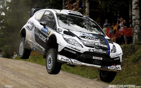 ford focus jump rally stop action hd wallpaper cars