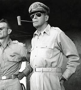 Thimblefuls of History: October 20: Gen'l Douglas MacArthur