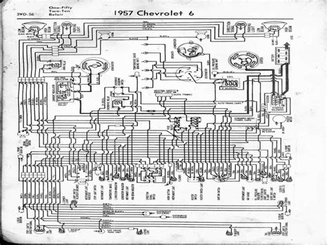 Chevy Fuse Box Wiring by 1957 Chevy Bel Air Fuse Box Wiring Wiring Forums