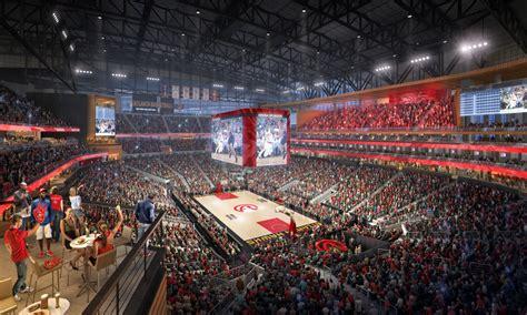 atlanta hawks arena renovation     forget youre   basketball game