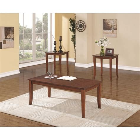 Our living room furniture category has a wide selection of living room furniture and accessories ranging from small accent side table to large sectional sofas and multi piece entertainment center wall units. Brown Wood Coffee Table Set - Steal-A-Sofa Furniture Outlet Los Angeles CA