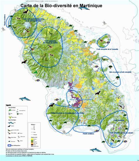 Localisation Martinique Carte Monde by Www Cartograf Fr Dom Tom Martinique