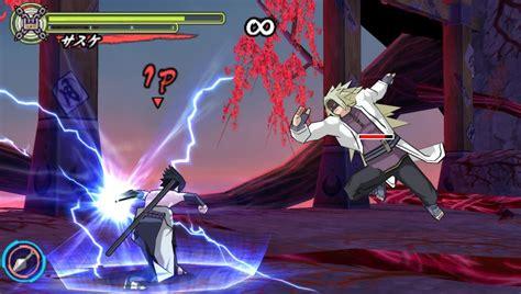 [psp] Naruto Ultimate Ninja Heroes 3