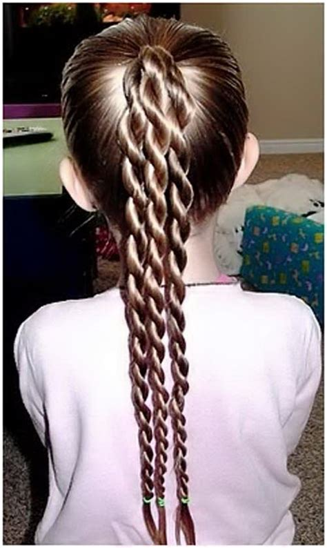 Hairstyles For Kid by Hairstyles For With Hair