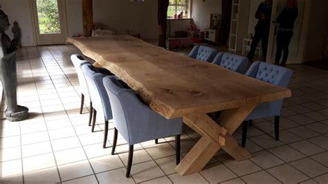 boomstam tafel goedkoop boomstam tafels brummelhuis meubels