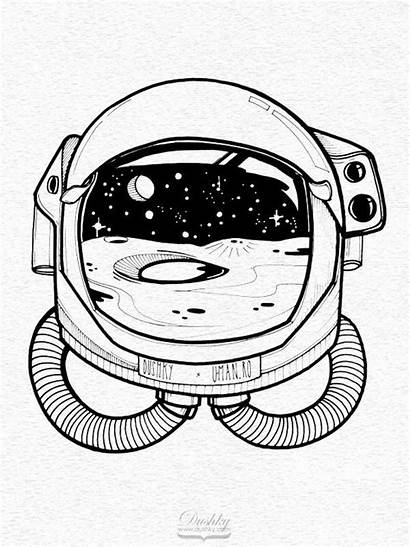 Drawings Astronaut Drawing Tattoo Space Cool Sharpie