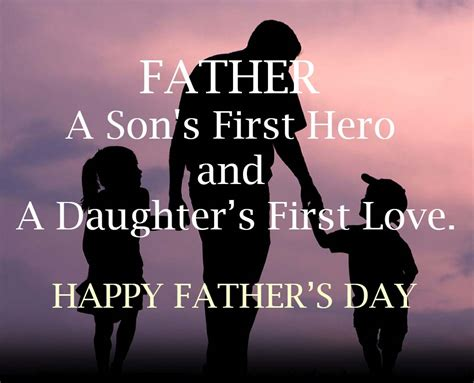 Happy Fathers Day Image Happy Fathers Day Quote