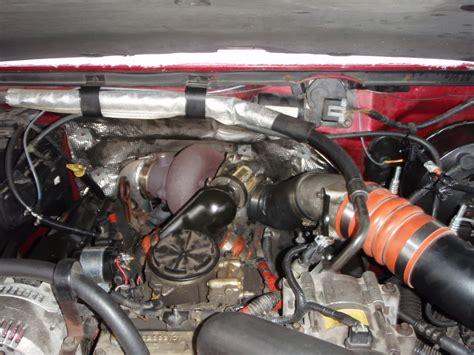 Ford 7 3 Turbo Diesel Fuel Filter Location by White Blue Smoke Diesel Bombers