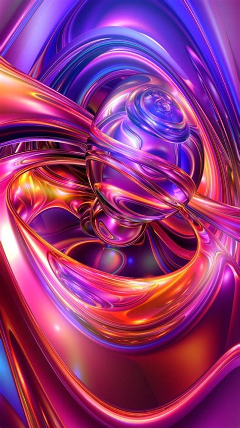 750x1334 colorful abstract 3d iphone cool colorful 3d wallpapers www pixshark images