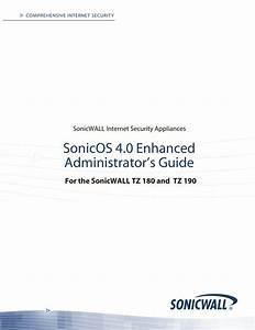 Sonicwall Tz 180 Manual