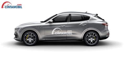 Gambar Mobil Maserati Quattroporte by Spesifikasi Maserati Levante 2018