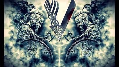 Vikings Ragnar Wallpapers Lodbrok Wardruna Kattegat Rollo