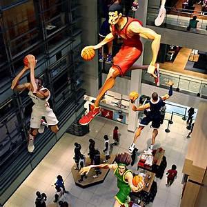 Festival Lighting Jobs World Basketball Festival Display At Niketown New York
