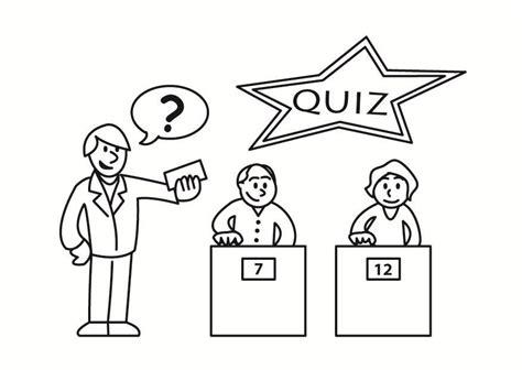 dibujo  colorear concurso quiz img