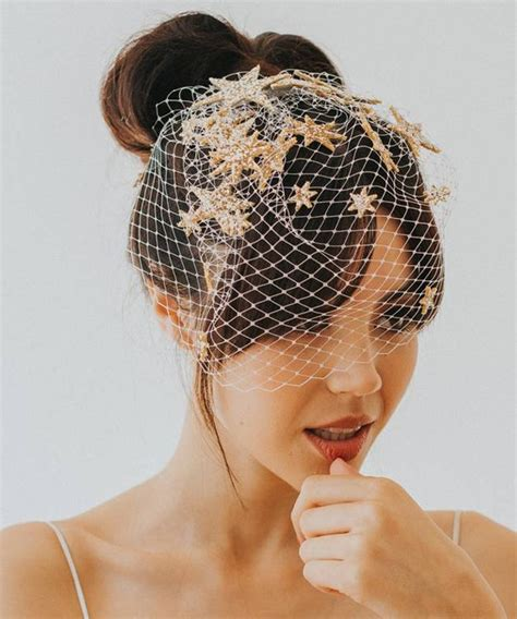 drop dead bridal hair styles wedding accessories