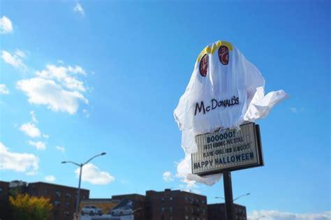 rego park burger king dresses   mcdonalds