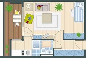 1 Zimmer Wohnung Einrichtung : grundrissbeispiele der seniorenresidenz braunschweig augustinum ~ Bigdaddyawards.com Haus und Dekorationen