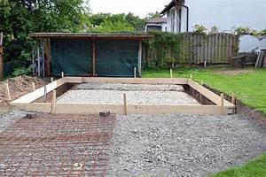 Garage Bauen Kosten : eine garage aus holz f r historische fahrzeuge ~ Lizthompson.info Haus und Dekorationen