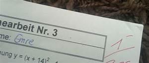 Schulnote Berechnen : arbeit eine eins in der mathearbeit durch mitmachen bei ~ Themetempest.com Abrechnung