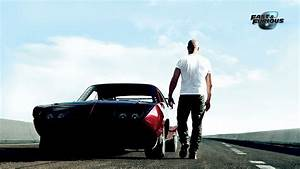 Full HD Wallpaper fast and furious vin diesel muscle car