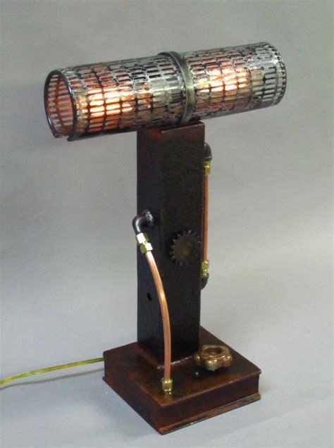 edison bulb desk l dual edison desk l steunk works of oregonuforeview