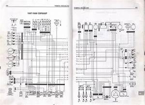 1995 Honda Cbr900rr Wiring Diagram  1995  Free Engine