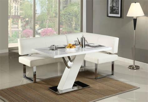 21 Space Saving Corner Breakfast Nook Furniture Sets (BOOTHS)