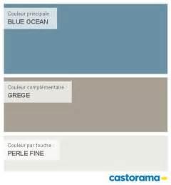 Bleu De Travail Castorama : bleu de travail castorama trendy peinture bleu prusse par ~ Dailycaller-alerts.com Idées de Décoration