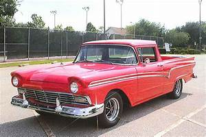 1957 Ford Ranchero Custom Pickup