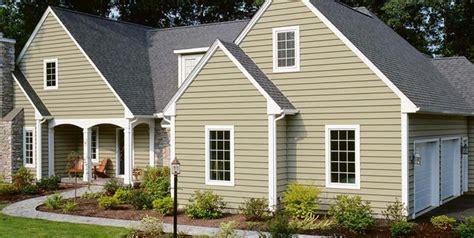 types  siding  homes