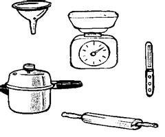image d instrument de cuisine