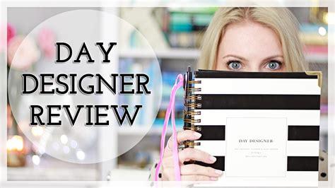 day designer by day designer planner review