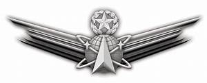Air Force Space Command officials unveil new space badge
