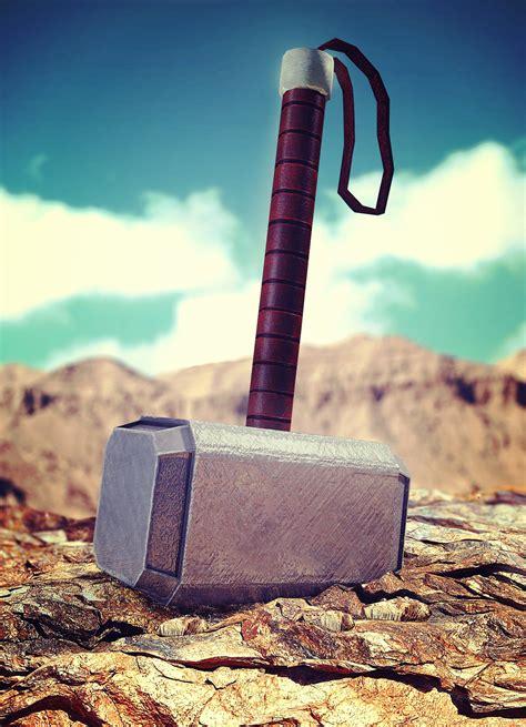 hammer of thor gta5 mods com