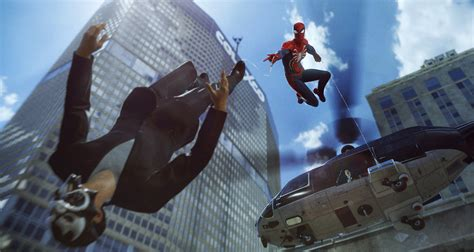 How Insomniac Hopes To Make Spiderman On Ps4 The Next