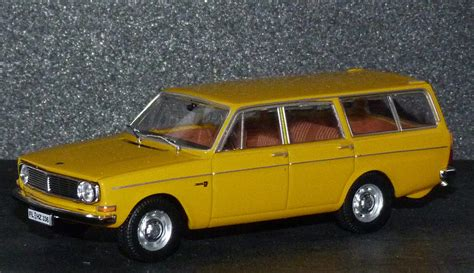 volvo station wagon estate  scale die cast collection