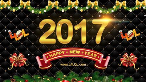 Happy New Year 2017 Wallpapers Free