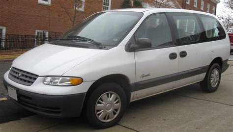 1997 PLYMOUTH GRAND VOYAGER - Image #1