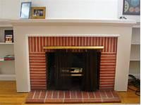 brick fireplace remodel Discussing brick fireplace remodel options   FIREPLACE DESIGN IDEAS