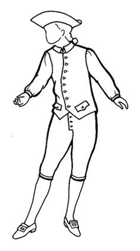 colonial wear images  century costume