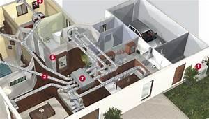 Prix Clim Gainable : chauffage climatisation prix clim gainable mitsubishi ~ Premium-room.com Idées de Décoration