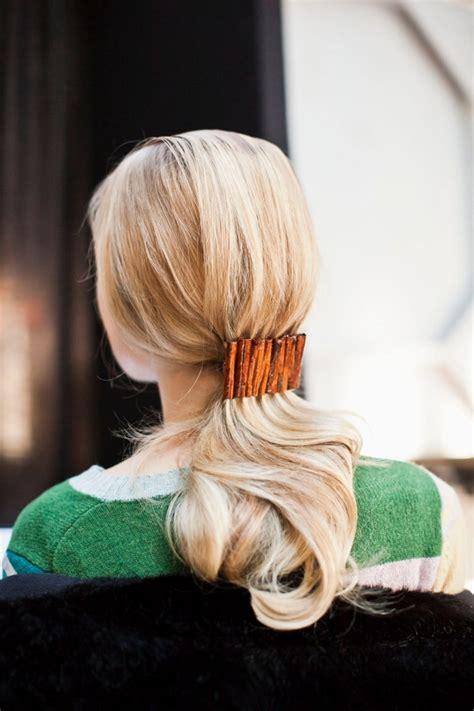 ways  dress   ponytail   party glamour
