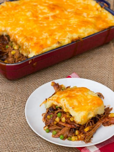 It's such an easy meat to cook as the focal point of any dinner. Pulled Pork Shepherd's Pie Recipe using Leftover Smoked Pork Butt