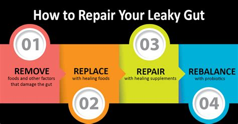 How To Repair Your Leaky Gut  Pure Shock