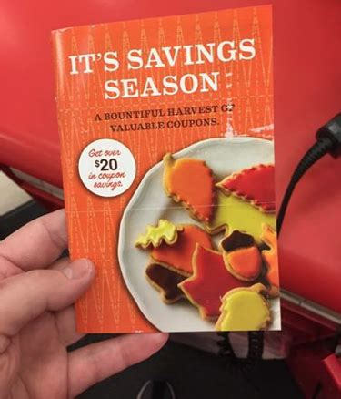 target coupon easter booklet