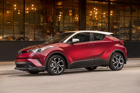 Toyota shīeichiāru) is a subcompact crossover suv produced by toyota. The all-new Toyota C-HR - Pfaff Automotive