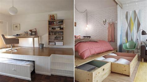 optimiser espace chambre aménager une chambre à coucher idées et conseils